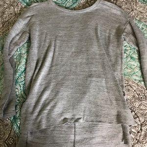Blue-Gray AE Soft Sweater